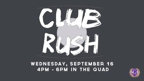 Club Rush information
